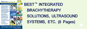 Best Integrated Brachytherapy Solutions & Ultrasound
