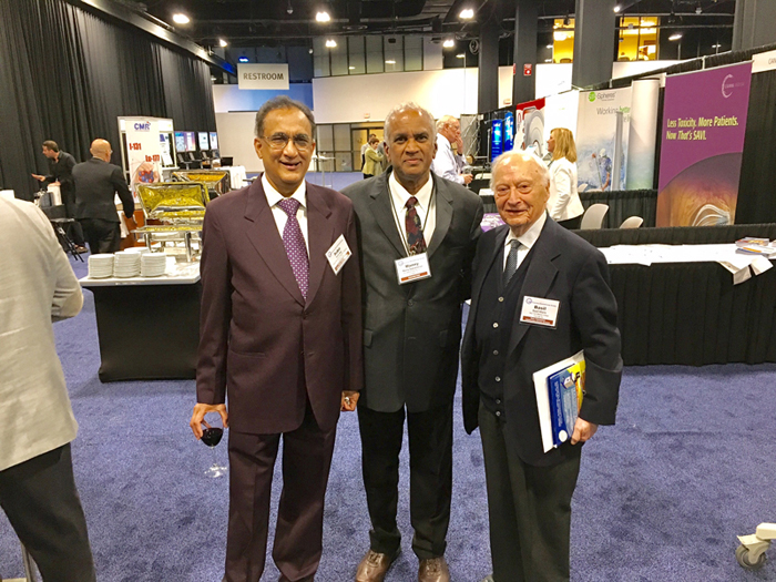 ABS Boston 2017: Dr. Nag, Dr. Subramanian & Dr. Hilaris